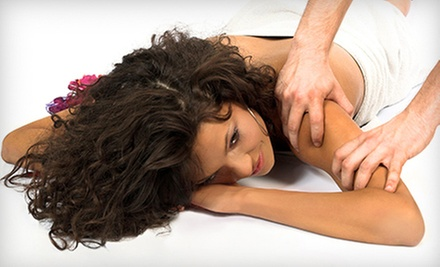One or Two Deep-Tissue Massages at The Art of Hair (Up to 66% Off)