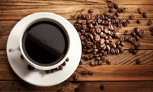 $10 for $20 Worth of Caf Beverages and Snacks at Defiant Tattoo and Caffeine Bar