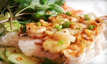 $15 for $30 Worth of Vietnamese Cuisine for Two at Viet Royale