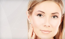 Facial with Optional Microdermabrasion or Glycolic Peel at So Natural Institute (Up to 66% Off)