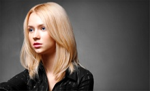 Haircut with Conditioning, One-Step Color, or Full Highlights at Capella's Hair Studio and Nail Spa (Up to 62% Off)