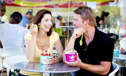 $6 for $12 Worth of Frozen Yogurt at Menchie&#x27;s Frozen Yogurt