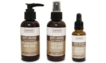 The Complete Anti Aging Facial Kit