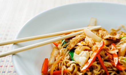 Three-Course Thai Dinner for Two or Four at Siam Thai Restaurant (Up to 46% Off)