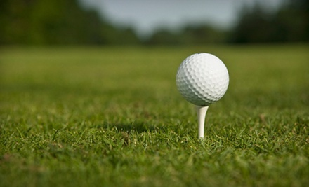 18-Hole Round of Golf for One, Two, or Four with Cart and Range Balls at Greenfield Lakes Golf Course (Up to 59% Off)