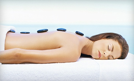 One or Three 60-Minute Hot-Stone Aromatherapy Massages with Foot Sauna and Reflexology at Zenscape Spa (Up to 63% Off)