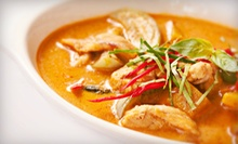 $15 for $30 Worth of Thai Cuisine at Thai Tanic II