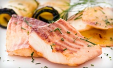 $10 for $20 Worth of Home-Style Seafood for Two at Billingsgate Lighthouse Café