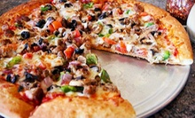 Pizza Meals for Two or Four at Gaetano's Pizzeria (Up to 55% Off)