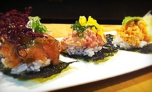 Japanese Cuisine and Sushi at Dinner at Zen Japanese Restaurant (Up to 52% Off). Two Options Available.