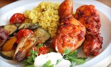 West African Cuisine at Dinner at Roger Miller Restaurant (Half Off). Two Options Available.