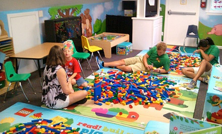 Children's Museum Visit for Two or Four at The Sandbox (Up to 54% Off)