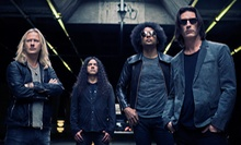 Welcome to Rockville Music Festival Featuring Alice In Chains and Lynyrd Skynyrd on April 2728 (Up to 40% Off)