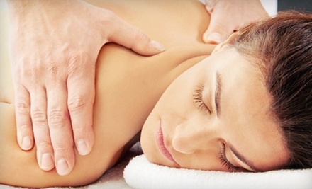 One 50-Minute Head, Neck, and Jaw Massage or One or Two 60-Minute Massages at Synergy Solutions Bodywork (Up to 57% Off)