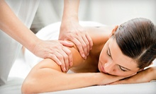 60- or 90-Minute Swedish or Deep-Tissue Massage at Massage Works (Up to Half Off)