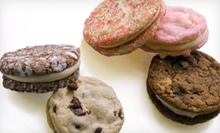 Cookies or Subscription to Cookie of the Month from Tasty Morsels Bakery (Up to 57% Off). Three Options Available.
