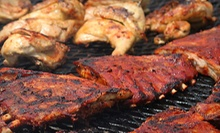 Barbecue Dinner for Two or Four at Rib Kings (Up to 59% Off)