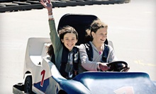 Fun-Centre Day with Optional Go-Karting and Mini Golf at Shakers Fun Centre on a Weekday or Weekend (Up to 71% Off)