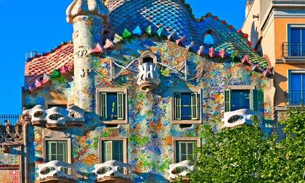 Hotel Arenas 4* — Barcelona: 1, 2, 3 ou 5 noites para duas pessoas com pequeno-almoço e welcome drink desde 64€