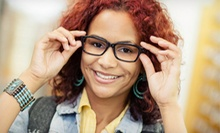 Eye Exam with Optional $175 Toward Glasses or $49 for $175 Toward Glasses at Mercy Eye Care 