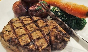 $25 For $50 Worth Of Steakhouse Cuisine At Hoof And Vine