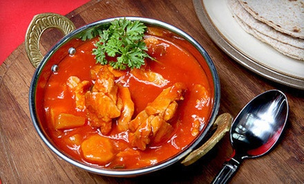 $15 for $30 Worth of Indian Dinner at Spice Grill