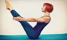 5 or 10 Pilates Reformer or Mat Classes at Newport Fitness for Women (Up to 76% Off)