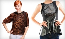 Women's Apparel and Accessories at The Chic Hit the Fan (Half Off). Two Options Available.
