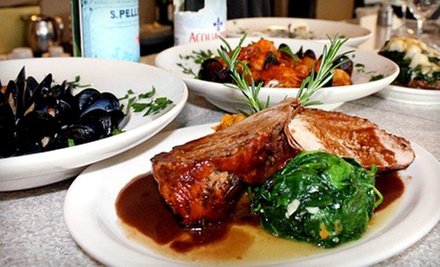 Italian Cuisine at The Kitchen Consigliere Café (52% Off). Two Options Available.