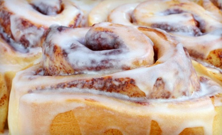 Brunch for Two or Four with Drinks and Cinnamon Rolls at The Drop Bar and Bistro (Up to 51% Off)