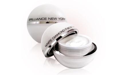 Brilliance New York White Diamond Face Cream; 1.69 Fl. Oz.