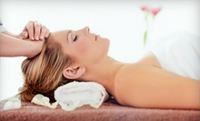 One or Two 90-Minute Spa Packages, Each with a Deluxe Facial and Body Massage at Maci Beauty (Up to 57% Off)