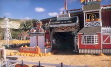 Family-Friendly Farm and Petting Zoo Outing at Pastorino Farms (Up to 55% Off). Six Options Available.