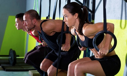 12 Classes or One Month of Unlimited Classes at Three Pillars Fitness & Wellness (Up to 79% Off)