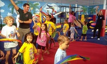 Eight Classes and 10 Play Sessions or a Premier Birthday Party for Up to 25 Children at My Gym (Up to 74% Off)