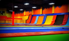Two Hours of Ope-Jump Time for One, Two, or Four at JumpCity Family Fun Center (Up to 69% Off)