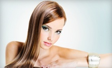 One or Three Perfection SmoothOut Treatments from Beverly Simpson at Hair & Nail Station (Up to 51% Off)