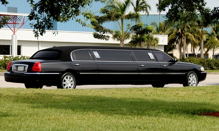 One-Way Trip for One to the Airport from AG Limo and Sedan Service (Up to 52% Off). Three Options Available.