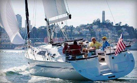 Cruise on a Luxury Yacht for Two, Four, or Up to Six from Sail Ventures (Up to 69% Off)
