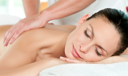 Spa Packages at La Mer Massage (Up to 56% Off). Three Options Available.