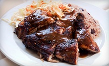 Jamaican Food for Two or Four at Reggae Wings & Tings (Half Off)