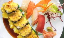 $15 for $30 Worth of Sushi and Japanese Cuisine at Nara Sushi and Japanese Restaurant