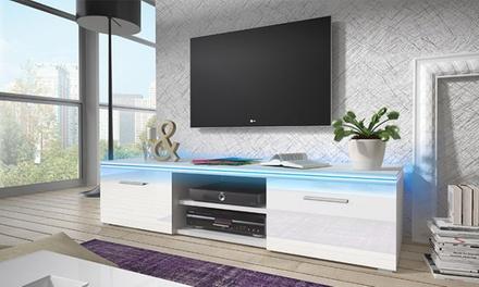 Móvel de televisão disponível em quatro modelos diferentes desde 129€