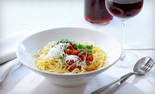 Italian Cuisine at Christiano's (Half Off). Two Options Available.