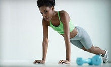 5 or 10 Boot-Camp Classes at JD's Ultimate Fitness (Up to 77% Off)