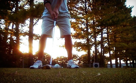 One or Two 60-Minute Private Golf Lessons from Prescott Golf Instruction (61% Off)