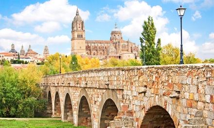 Hotel Fenix — Salamanca: 1, 2 ou 3 noites para dois com pequeno-almoço, welcome drink e late check-out desde 39,95€