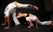 One or Two Months of Martial Arts Classes at Capoeira Maculel Decatur (Up to 74% Off)