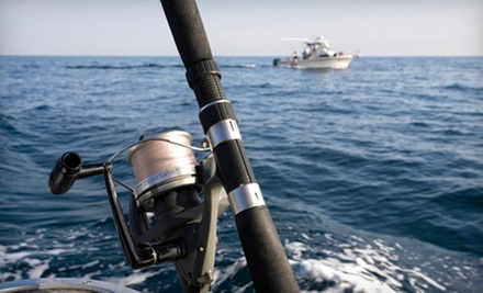 $450 for a Six-Hour Fishing Excursion for up to Five People from Cape Star Charters ($800 Value)