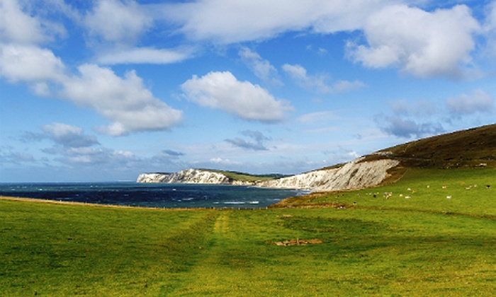 Anderson Tours - Sandown: Isle of Wight: Day Trip With Tour, Return Coach and Ferry for £40 Per Person